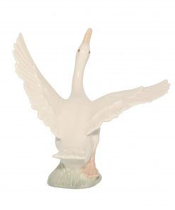 Duck Running 01001263 - Lladro Figure