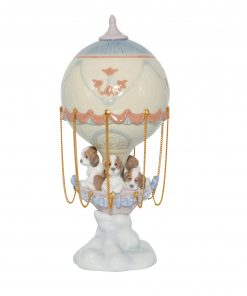 Up and Away 01006524 - Lladro Figure