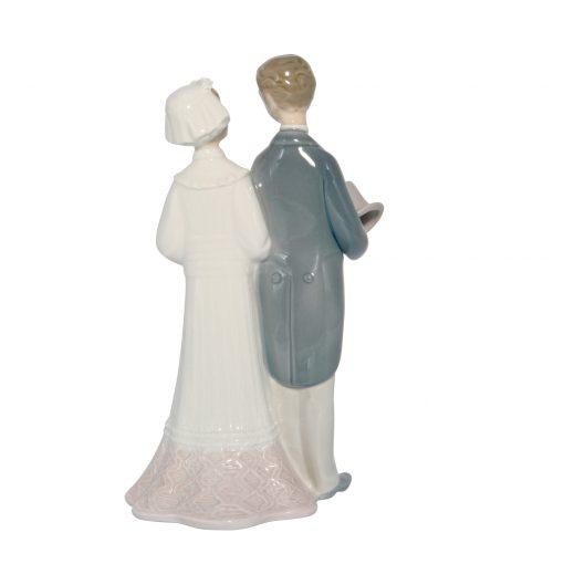Wedding 01014808- Lladro - Lladro Figure