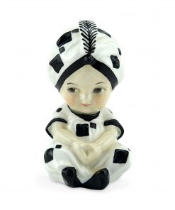 Boy with Turban HN1213 - Royal Doulton Figurine