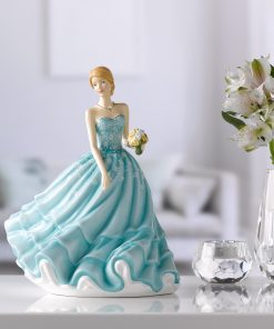 Happy Birthday 2018 HN5870 - Royal Doulton Figurine