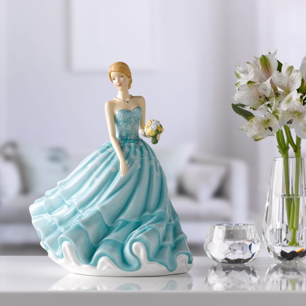 Happy Birthday 2018 HN5870 - Royal Doulton Figurine