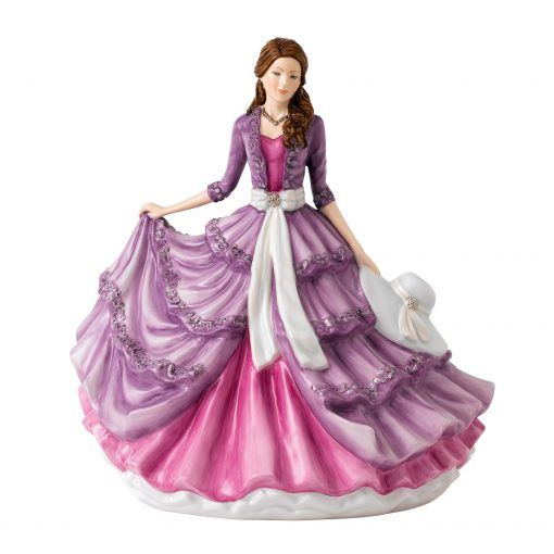 Jessica HN5871 2018 Figure of the Year - Royal Doulton Figurine