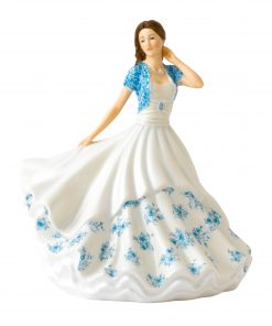 Kirsty HN5869 2018 Petite Figure of the Year - Royal Doulton Figurine