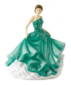 May Ballare HN5868 Crystal Ball Phase 3 - Royal Doulton Figurine