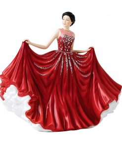Midsummer Dance HN5834 Crystal Ball Phase 3 - Royal Doulton Figurine