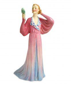 The Mirror HN1853 - Royal Doulton Figurine