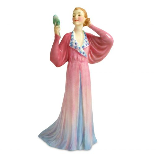 The Mirror HN1853 - Royal Doulton Figurine