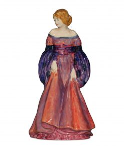 Pretty Lady HN565 - Royal Doulton Figurine