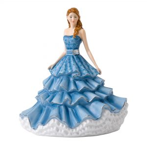 Sacha HN5860 2018 Michael Doulton Figure of the Year - Royal Doulton Figurine