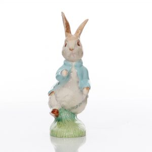 Peter Rabbit with Gold Buttons (Large Size) - Beatrix Potter Figure