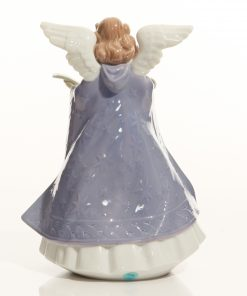 Angel 1993 Tree Topper 5962 - Lladro Figure