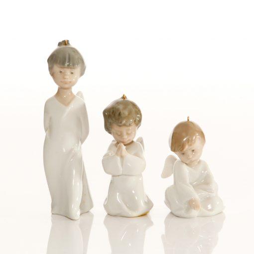 Angel Ornament Set 1604 - Lladro Figure