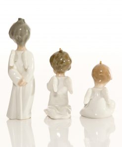 Angel Ornament Set 1604 - Lladro Figure