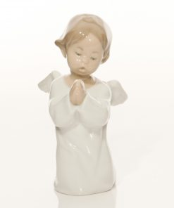 Angel Praying 01004538 - Lladro Figure