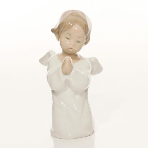 Angel Praying 01004538 - Lladro Figure