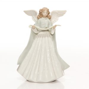 Angel Tree Topper Green 5875 - Lladro Figure