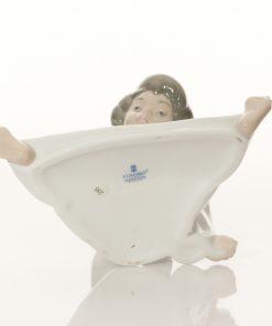 Angel Wondering 4962 - Lladro Figure