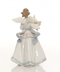 Angel of Stars Tree Topper 6132 - Lladro Figure