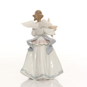 Angel of Stars Tree Topper 6132 - Lladro Figure