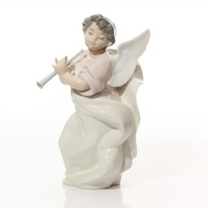 Angel with Clarinet 5494 - Lladro Figure
