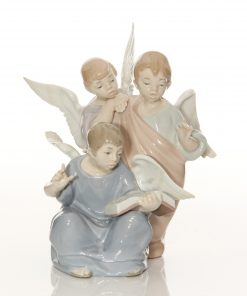 Angelic Choir 5495 - Lladro Figure
