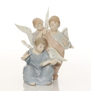 Angelic Choir 5495 - Lladro Figure