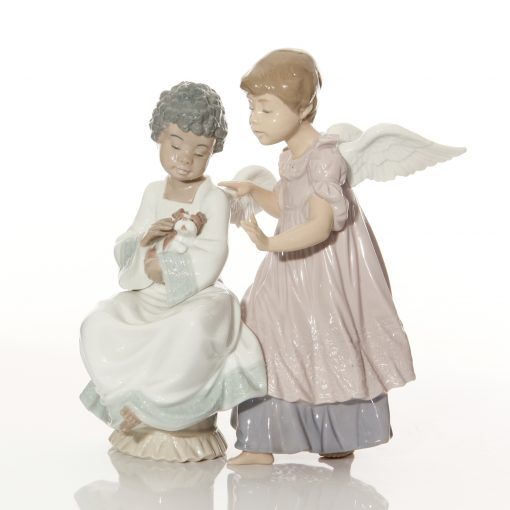Angelic Harmony 6085 - Lladro Figure