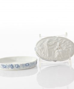 Decorated Oval Box 5267 - Lladro Figure