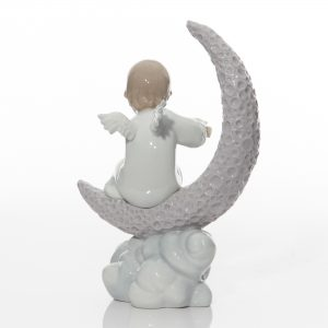 Exploring the Stars 6839 - Lladro Figure