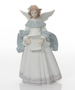 Heavenly Melodies Tree Topper 6835 - Lladro Figure