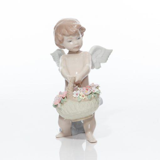 Heavens Harvest 6772 - Lladro Figure