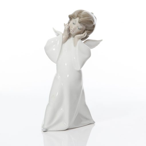 Mime Angel 4959 - Lladro Figure