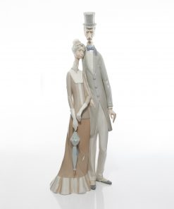 Old Age Couple 1033 - Lladro Figure