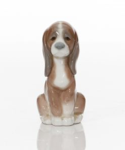Puppy Beagle Sittling 1289 - Lladro Figure