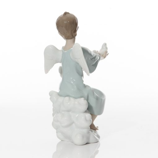 Spring Angel 6146 - Lladro Figure