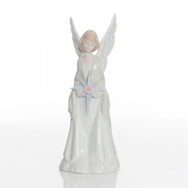 Star of Heaven Tree Topper 6792 - Lladro Figure
