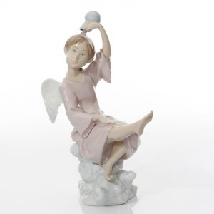 Summer Angel 6148 - Lladro Figure