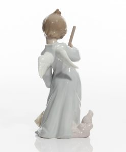 Sweep Away the Clouds 01005726 - Lladro Figure