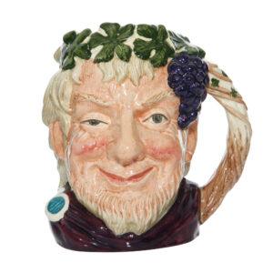 Bacchus - Jubilee - Large Royal Doulton Character Jug
