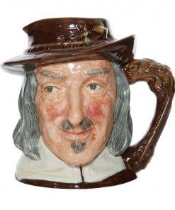 Izaak Walton - Jubilee Backstamp - Large Royal Doulton Character Jug