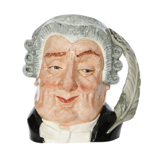 Lawyer - Jubilee - Large Royal Doulton Character Jug