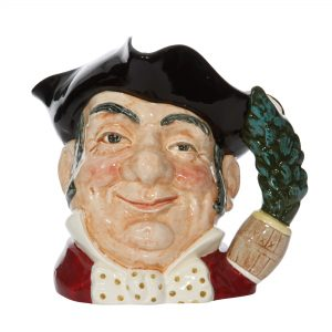 Mine Host - Jubilee - Large Royal Doulton Character Jug
