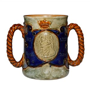 Lord Nelson Loving Cup - Royal Doulton Stoneware