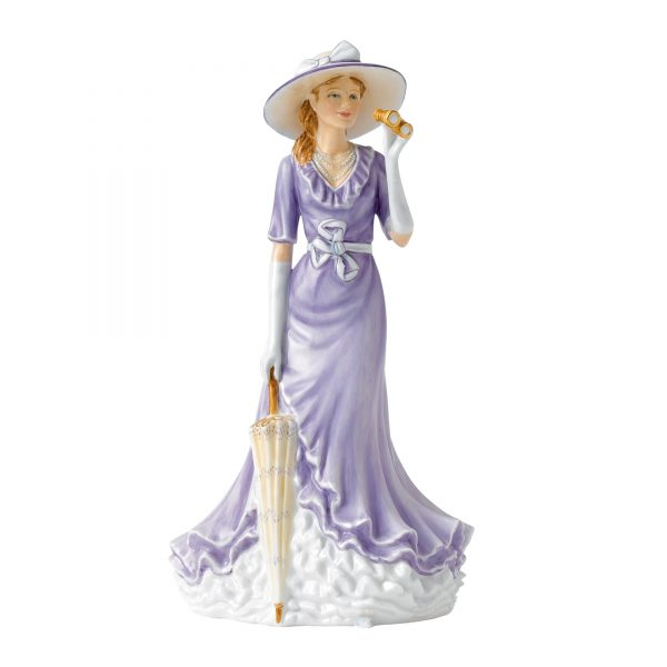 Happy Birthday (Event Sample) HN5672 - Royal Doulton Figurine