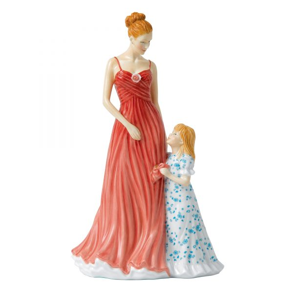 Time Together - Event Sample HN5728 - Royal Doulton Figurine
