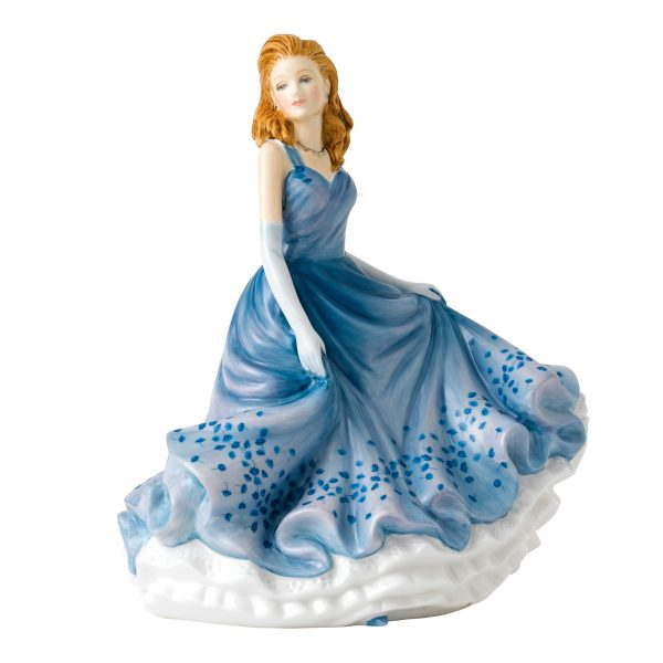 Thoughtful Dreams (Petite - Event Sample) HN5851 - Royal Doulton Figurine