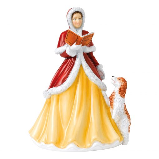 Angels Realms of Glory HN5889 - Royal Doulton Figurine