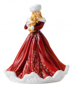 Christmas Surprise FOY 2018 HN5890 - Royal Doulton Figurine