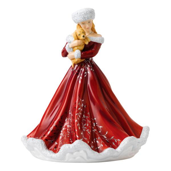 Christmas Surprise FOY 2018 HN5890 - Royal Doulton Figurine
